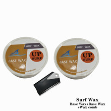 2019 New Surf wax Base Wax+Base +surf comb Surfboard