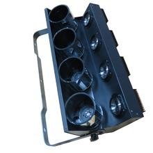 Новый Дизайн Дискотека Светодиодный Сканер Свет 4 Шт. 10 Вт RGBW 4in1 Ролик Луч Клуб Освещения 12/22DMX Каналов привет-Качество Led Сканер Свет