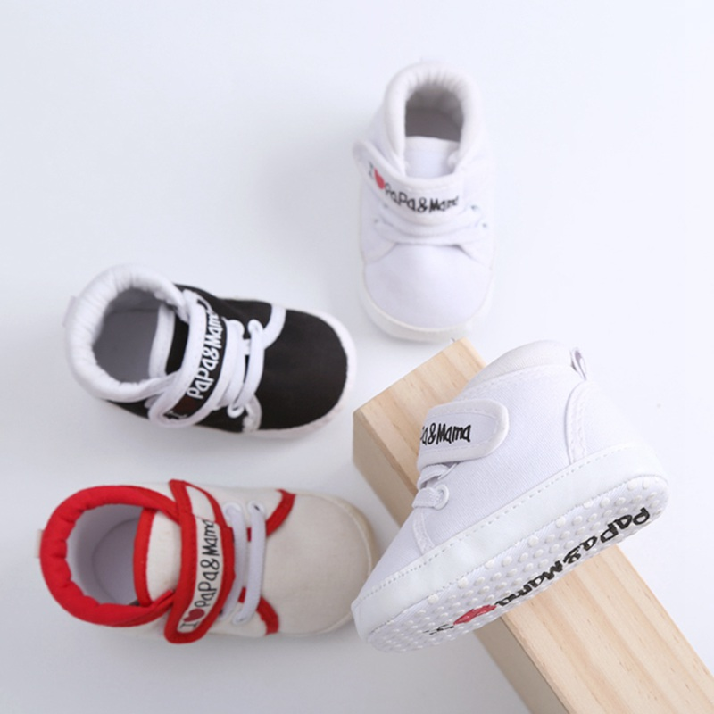 1 Pair Boy Girl Sport Shoes First Walkers Baby Shoes