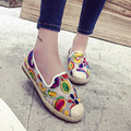 New women's casual and comfortable flat shoes lazy hollow shoes fashion shoes comfortable non-slip shoes for pregnant women