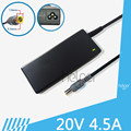 20V 4.5A 90W AC DC Power Supply Adapter Charger for Lenovo G580 G575 G360 G770 V60 G465 G455