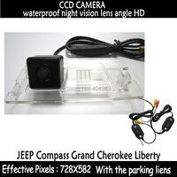 CCD HD Car Parking Sensor Rear View Camera Wireless 2 4 HGZ Transmitter Parking Camera For