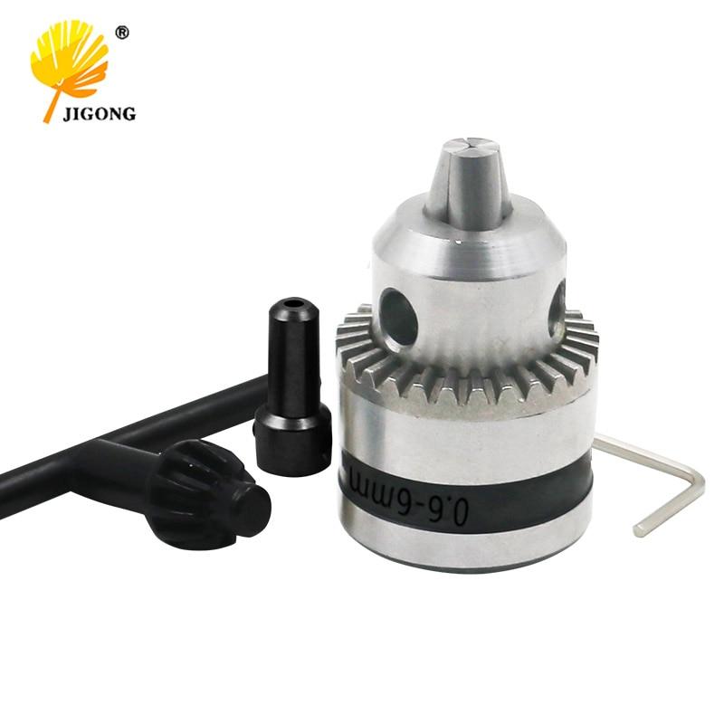 Mandril 0.6-6mm Monte B10 Cone com 4/5/6/8/9.5/10/11/12/14mm Haste de Conexão Do Eixo Do Motor chave da Chave de Ferramentas De Poder