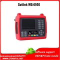 """Satlink ws 6950 3.5 """"ws-6950 dvb-s спутниковый искатель сидел искатель Спутниковый Сигнал Finder Метр сб ссылка 6950 sat finder цифровой"""