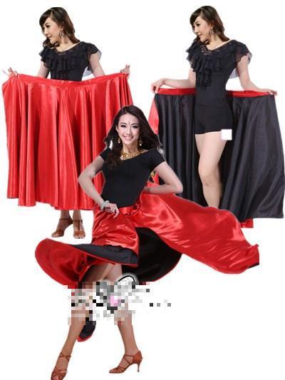 Новый Испанский Бык Танец Платье Танец Живота Открытие Танца Костюмы Латинской Платье Бальный Танец Конкуренции Платья