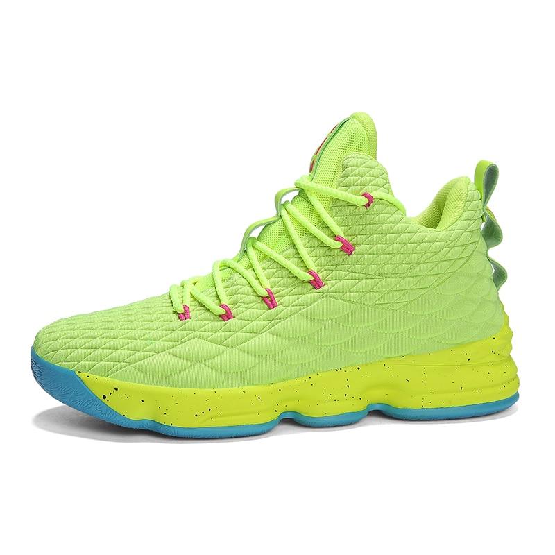 Tênis de Basquete 555088 Nike Homens Air Jordan
