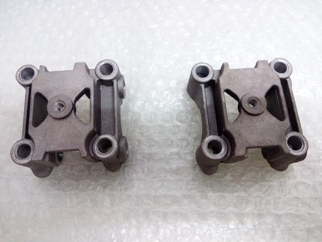 2 UNID/1 UNIDADES HOND CB125 CB250 REBELDE 250 REBEL 125 CM125 CM185 CAM SHAFT HOLDER 12231-399-010