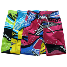 Men's Printing Beach Shorts Loose Floral Shorts Quick Dry Surfing Beach Pants Summer Plus Size Swimming shorts Plus Size 5XL 6XL все цены