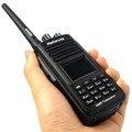 (Gps) dmr digital de walkie talkie retevis rt8 impermeable a prueba de polvo ip67 5 w vhf uhf 1000 canales digitales/analógico lcd mensaje de texto a9115