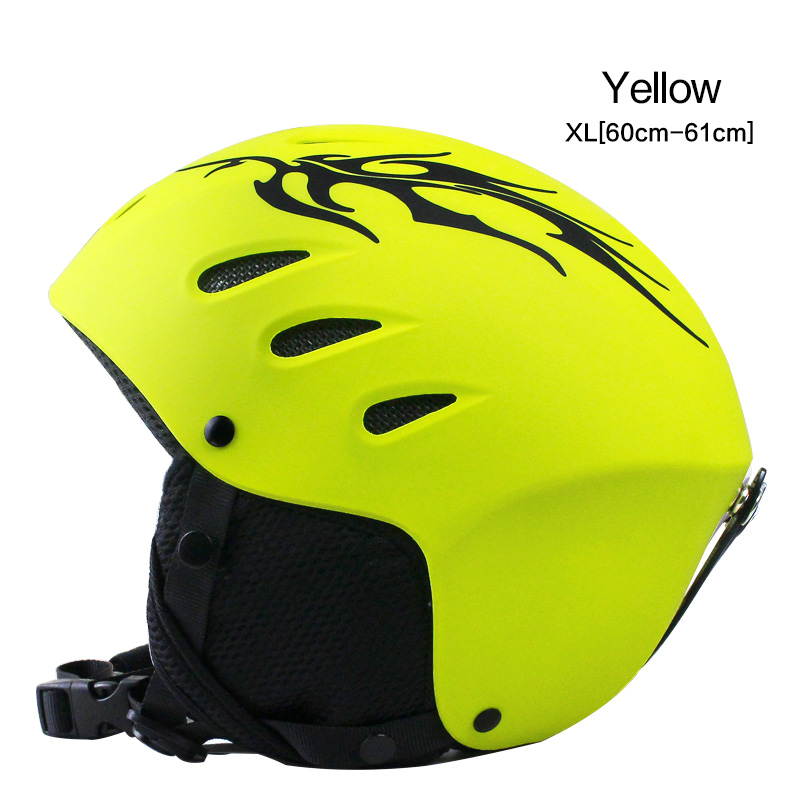 все цены на OSHOW Ski Helmet For Adult Snowboard Men's Covers Head Guard Helmet Skate Outdoor Sports Protection Airsoft Downhill Helmet онлайн