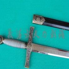"""S0357 средневековый король ARTHUR EXCALIBUR CUITADELLA DE MENORCA меч ножны 39,5"""""""