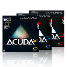doic Acuda S1 S2 S3 резиновый прыщи для настольного тенниса с губкой для пинг-понга Tenis De Mesa