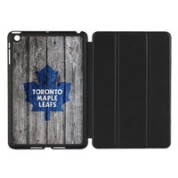 Torontu Maple Leafz Hóquei No Gelo Caso Capa Folio Para Apple iPad 1 2 3 4 Air Mini Pro 9.7 10.5 Novo 2017 a1822