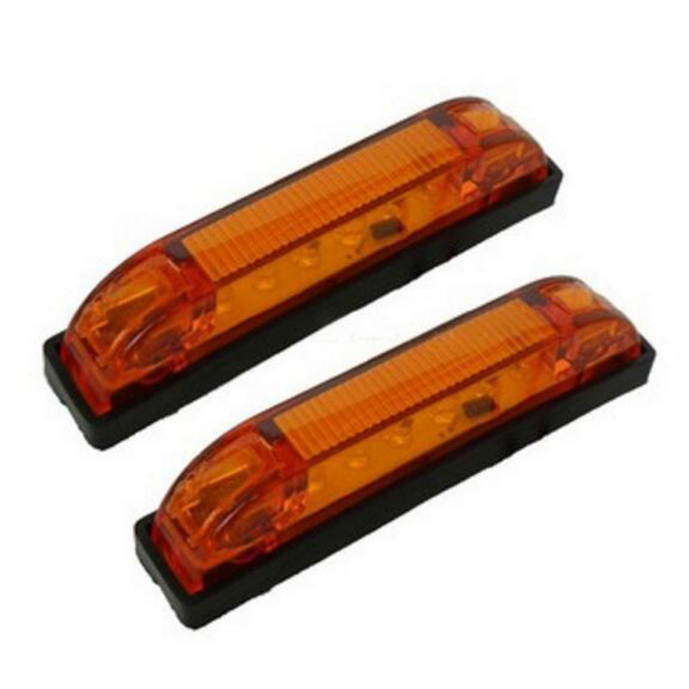 Trailer Indicator Side Marker Bus Clearance Lamp Rear