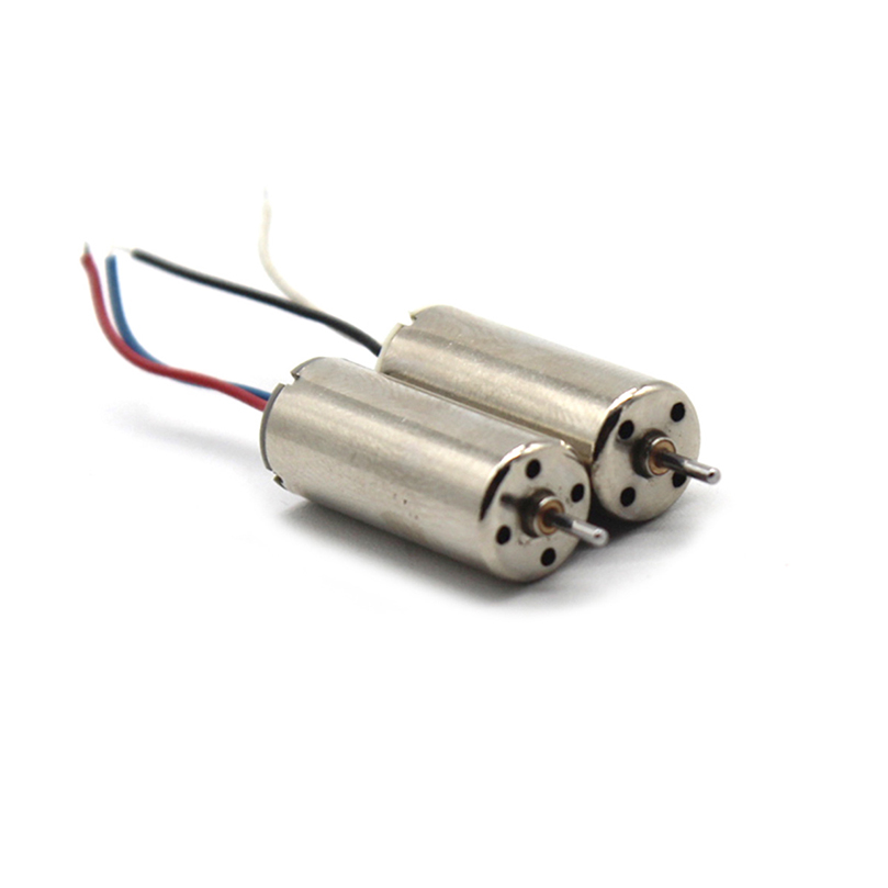 4 PCS 8520 Hollow Cup Motor FPV RC Drone Motor 3.7 8520 CW CCW Coreless Motor For DIY Mini Indoor Quadcopter