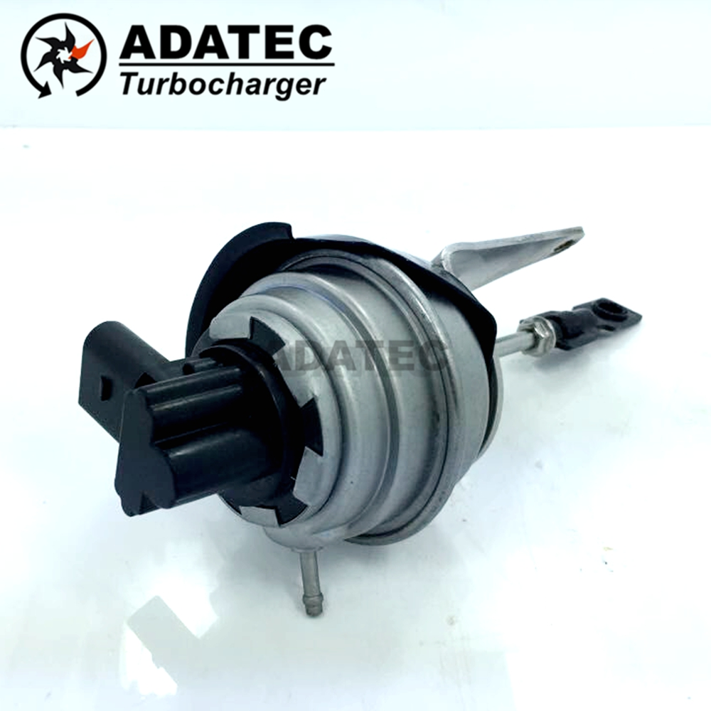 Electronic wastegate GTB1749V 757042 03G253010AX / 03G253010AV Turbo Vacuum Actuator for Skoda Octavia II 170 125 2.0TDI turbo charger 757042 5013s 757042 chra gtb1749vm 03g253019n core cartridge for skoda octavia ii 2 0 tdi 170 hp bmn bmr buy buz