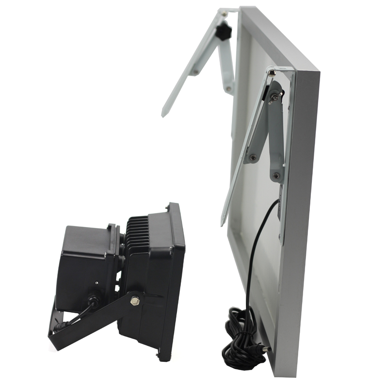 led paisagem projector ponto lampada refletor inducao 02