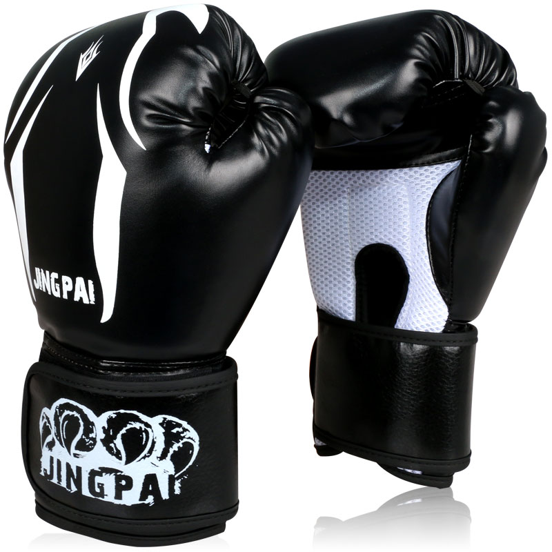 2017 new PU leather adult male female men women punch sandbag fighting boxing <font><b>gloves</b></font> luvas de boxe muay thai MMA <font><b>glove</b></font> 28*16cm