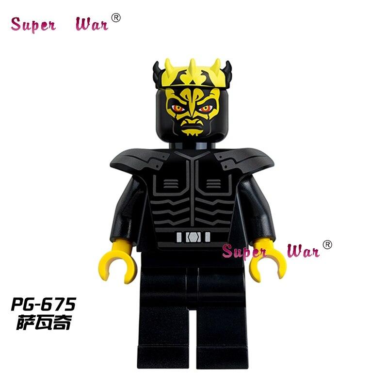 20pcs star wars superhero marvel SAVAGE OPRESS building blocks action figure bricks model educational diy baby toys
