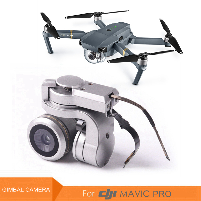 Original Replacement Repair Parts DJI Mavic Pro Gimbal Camera Lens FPV HD 4K for DJI Mavic Pro Camera Mavic Gimbal Accessories квадрокоптер набор dji mavic pro 4k quadcopter бпла красный