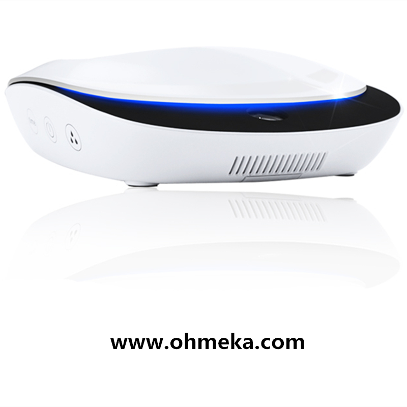 Free shipping innovative product Portable Air Purifier Aromatherapy Air Humidifier factory supply