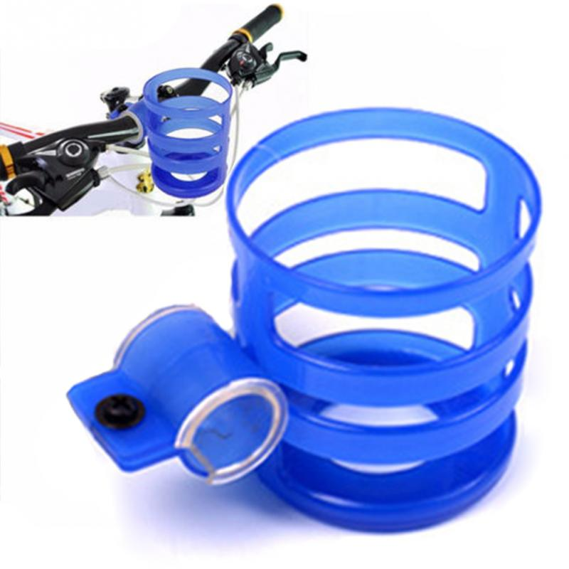 Cycling Bike Bicycle Handlebar Adjustable Plastic Water Bottle Holder Cages