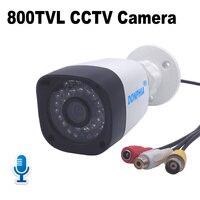 Audio CCTV Camera 900TVL Waterproof Voice Image Monitor Surveillance Camera IR Night Vision Bullet Video Security