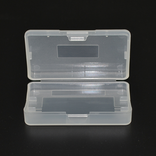 20pcs Plastic Game Cartridge Cases Storage Box Protector Cover Replacement Shell For Nintendo for GameBoy Advance  for  GBA SP
