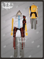 Hot Game Anime Movie Final Fantasy Hope.Estheim Fashion Party Uniform Suit Cosplay Costume Any Size NEW