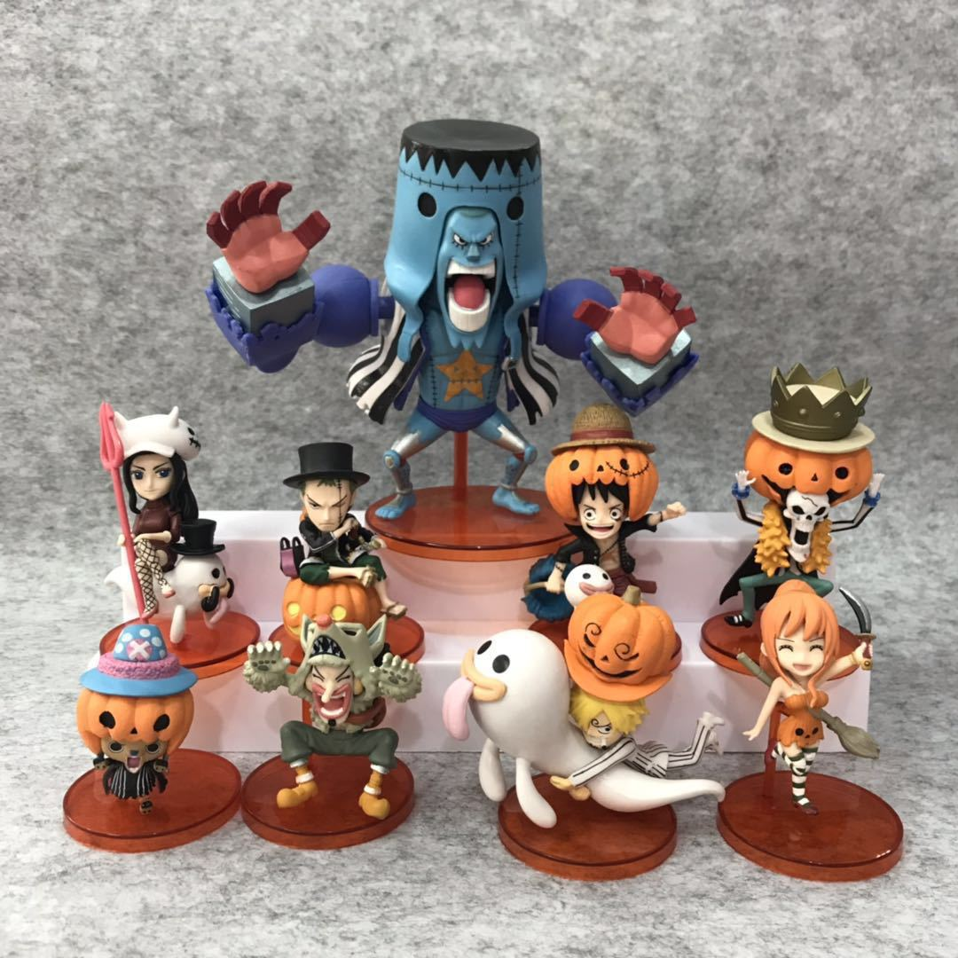 One Piece Nami cos cat 15th PVC figure figures dolls doll cartoon gift hot