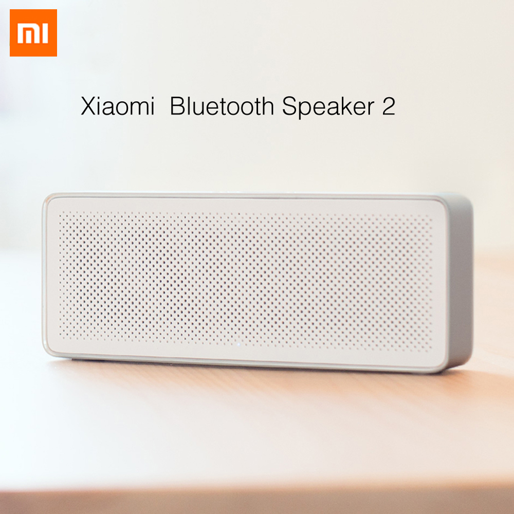 New Original Xiaomi Mi Bluetooth Speaker 2 Square Box