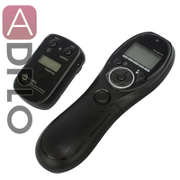 Generic LCD Wireless Timer Remote Control Suit For Canon EOS 50D 40D 30D 20D 10D 7D