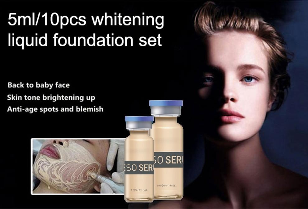 Salon Cosméticos maquiagem líquido foundatio
