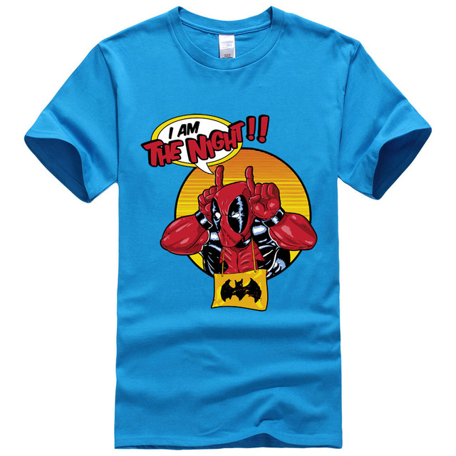 DEADPOOL T-SHIRT (13 VARIAN)
