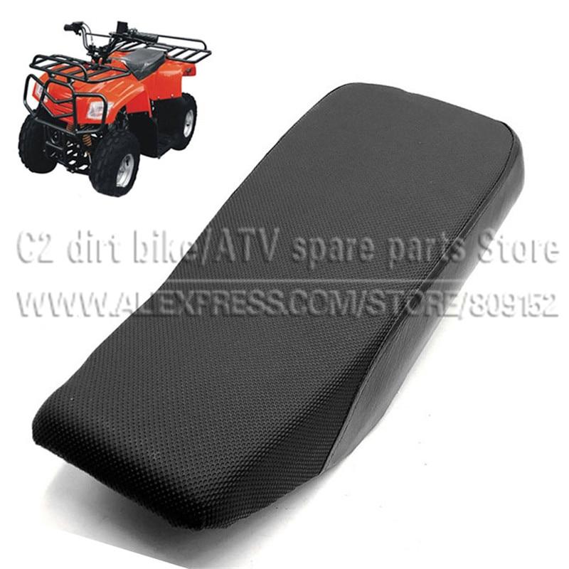ATV Seat Saddle 50cc/70cc/90cc/110cc/125CC Fit For Chinese Off-road 4-wheels Vehicle Quad
