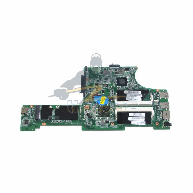 DALI2AMB8E0 REV E FRU 04Y1129 for lenovo thinkpad X131E laptop motherboard E2-1800 CPU DDR3