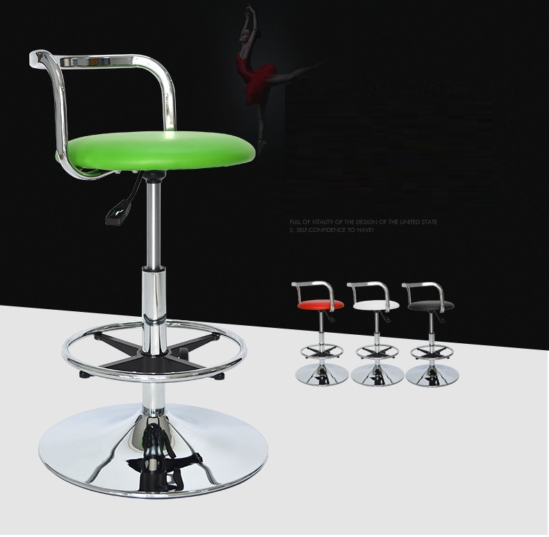 Europe and the United States Australian luxury bar chair retail wholesale green red white black color free shipping матрасы bambola puff luxe 12 119х59х12