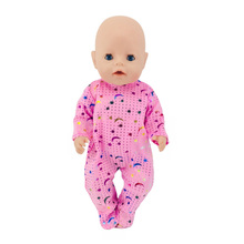 18 Inch Doll OUTFIT-Fashioh Clothes for My Baby Doll-cute TOY Accessories Fit Girls Best Gifts