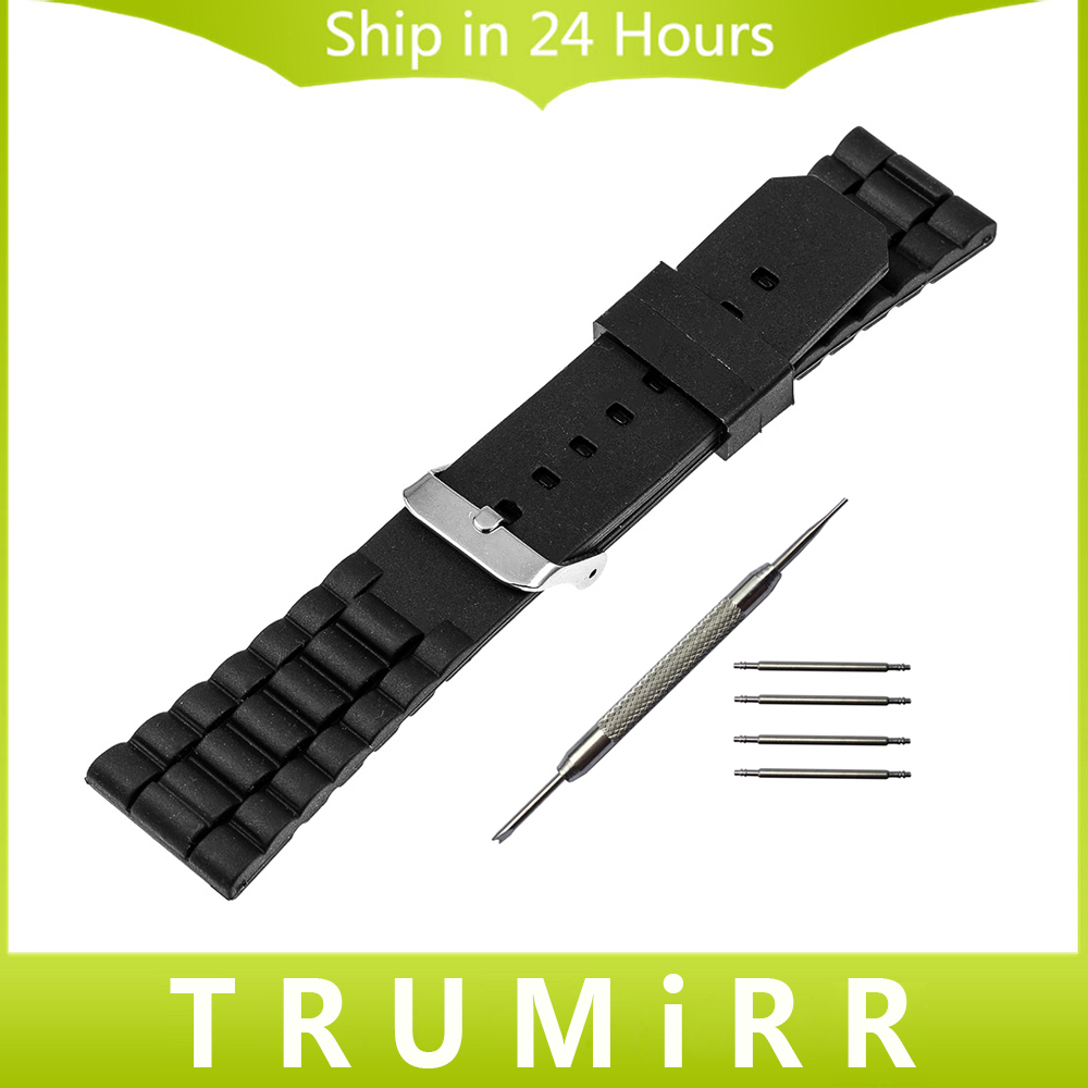 Silicone Rubber Watch Band 22mm for Moto 360 2nd 46mm Samsung Galaxy Gear 2 R380 R381 R382 Asus Zenwatch 1 2 Pebble Time Steel смарт часы samsung gear s2 black
