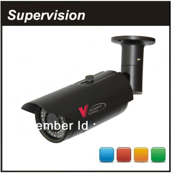 Supervision CCTV H.264 2.0 Megapixel HD 42pcs Leds 6mm lens Outdoor IR Bullet Network IP Camera