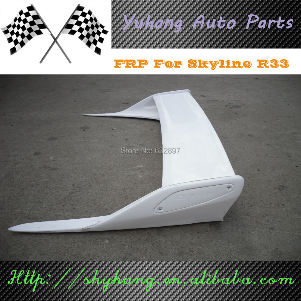 Aliexpress.com : Buy SKYLINE BNR33 R33 GTR OEM FRP REAR