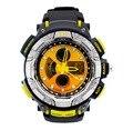 Big Dial 2016 Relógio Digital Militar Do Exército Men Watch Data Calendário Resistente À Água LED Sports Relógios Homens