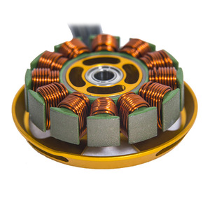 Image 2 - New Style Mini Brushless Motor 5010 II  340KV Agriculture Drone Accessories 1/4pcs