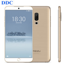 "Multilanguage Google play Meizu 15 4GB 64GB Snapdragon 660 Octa Core 4G LTE 5.46"" Screen Fingerprint ID Fast charger Cellphone(China)"