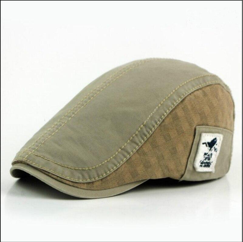 ecd18bd2 Patchwork Beret Adjustable Herringbone Cap* (55cm-60cm) HUB TITAN