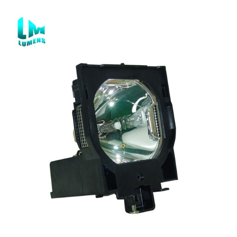 Projector lamp POA-LMP100 Compatible bulb with housing for SANYO PLV-HD2000 HD2000 PLC-XF46 XF46 PLC-XF46E XF46E compatible bare bulb poa lmp146 poalmp146 lmp146 610 351 5939 for sanyo plc hf10000l projector bulb lamp without housing