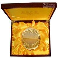 Características presente de alta qualidade girado ouro madeira pato mandarim coll 2020 garantido 100% chinês sellwell iluminação