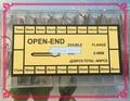 Frete Grátis Genérico Split Pin Pulseira Bar Variedade de 400 pcs 7 a 26mm para Reparação do Relógio
