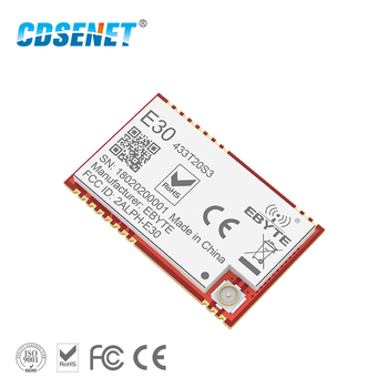 SI4438 SMD Serial Port 433MHz Wireless Transceiver E30-433T20S3 100mW 2500m Long Range IPEX Connector 433 MHz RF Module