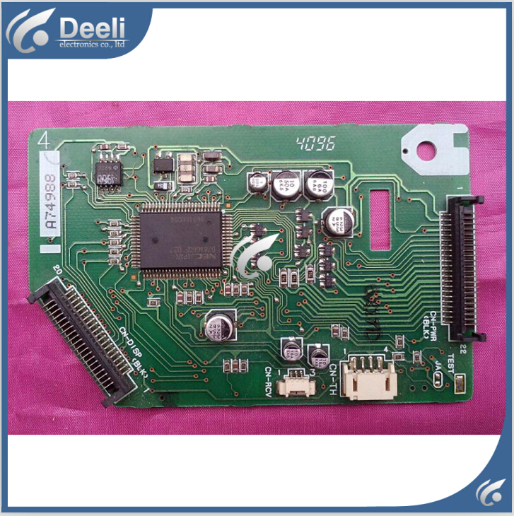 95% new good working for Panasonic air conditioning motherboard control board A74988 board 95% new for air conditioning motherboard pc board pcb05 351 v05 display panel pcb05 314 v05 board good